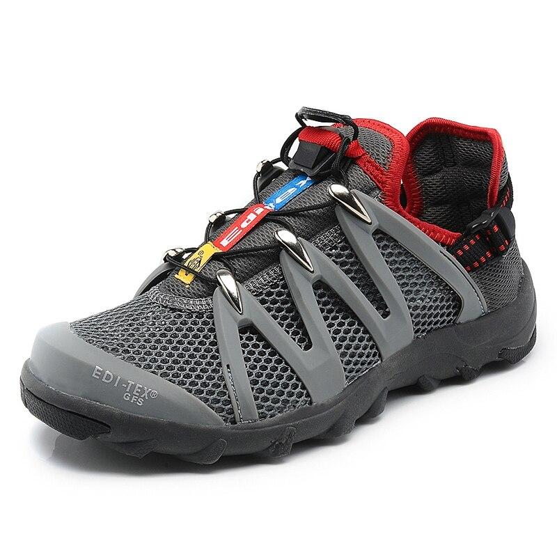 ФОТО 2016 Editex Breathable Shoes Women's Summer Quick Drying Walking Shoes Outdoor Beach Fishing Water Shoes for Women Aqua Shoes