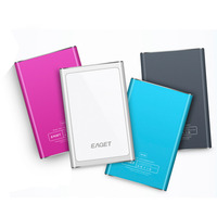 G90 500GB 1TB HDD 2.5 Ultra thin USB 3.0 High Speed External Hard Drives Portable Laptop Shockproof Mobile Hard Disk Hot