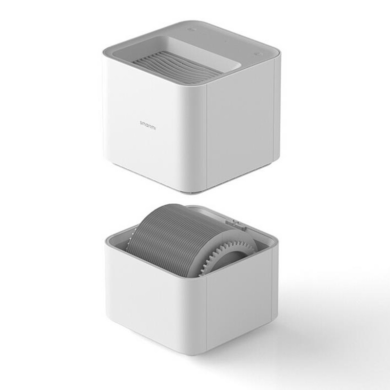 Humidificateur évaporatif d'origine Smartmi Xiaomi 2 pour votre maison purificateur d'air diffuseur d'arôme huile essentielle mijia APP contrôle - 3