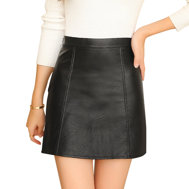 Designer Leather Skirts - Dress Ala