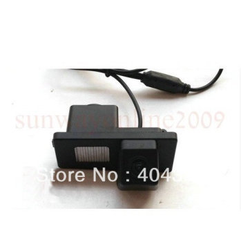 Wireless SONY CCD Car Rear View Reverse Parking Kit Back Up GPS DVD Nav CAMERA for Ssangyong Rexton Ssang yong Kyron image
