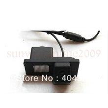 Беспроводной Sony CCD вид сзади автомобиля Обратный Парковка комплект задней GPS DVD NAV КАМЕРЫ для SsangYong Rexton Ssang Yong kyron