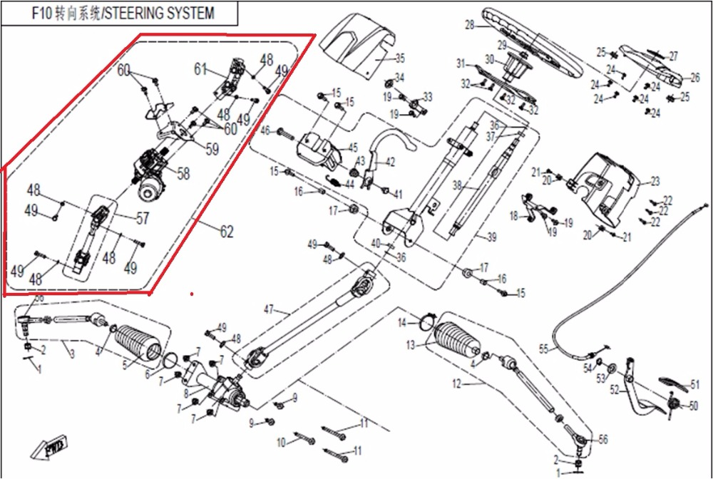 Electric Power Steering Eps Controller Suit For Cf800cf800 3 Rhaliexpress: Cf Moto Wiring Diagram At Gmaili.net