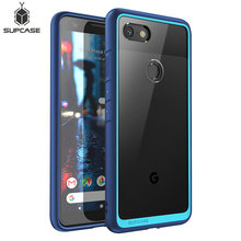 For Google Pixel 3a Case (2019 Release) SUPCASE UB Style Anti knock Premium Hybrid Protective TPU Bumper + Clear PC Back Cover