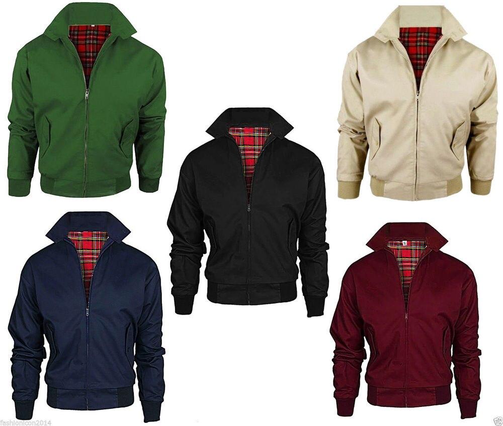 2fb44df996e94 2015 Urban Renewal Vintage Surplus Black Harrington Jacket Rib knit ...