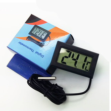 new digital electronic thermometer embedded temperature