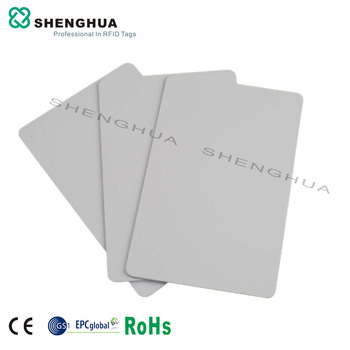 200pcs/lot High quality Credit Card size blank white pvc CR80 ID card13.56MHz ntag 213 Chip Antenna nfc windshield card parking
