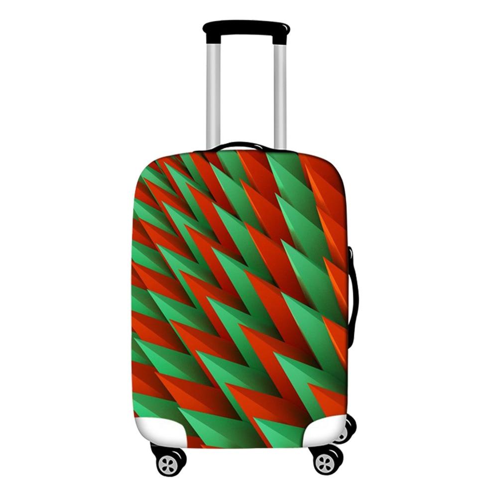 Geometric Prints Väskan Skyddslock för 18-28