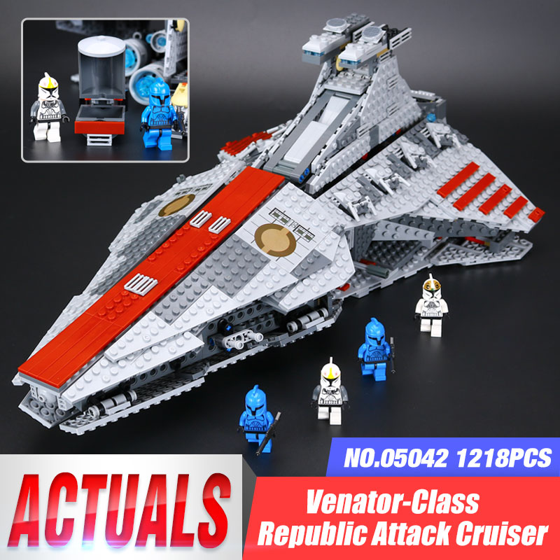Lepin 05042 Star Series Wars The Republic GIft Fighting Toys Cruiser Set Building Blocks Bricks Educational Gifts legoing 8039 black pearl building blocks kaizi ky87010 pirates of the caribbean ship self locking bricks assembling toys 1184pcs set gift