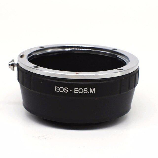 Высокая Точность EOS-EOSM Переходное Кольцо Для Объектива Для Canon EOS Для EOS EF EF-s Объектив Для Canon EOS M EOSM EOSM2 Маунт Камеры