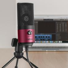 USB Condenser Recording Microphone For PC