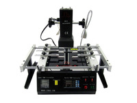 Free Shipping LY IR6500 V 2 Infrared Soldering Station Motherboard Bga Rework Machine With Pcb Jig
