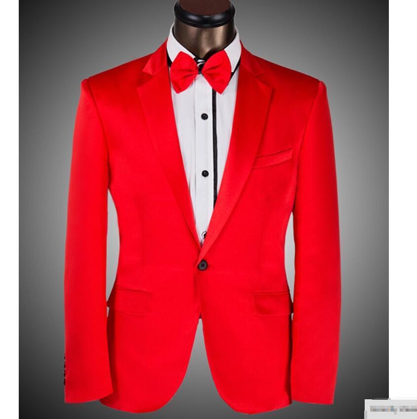 New Men Groom Casual Custom font b Wedding b font Dress Prom Male font b Suits