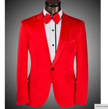 New Men Groom Casual Custom Wedding Dress Prom Male Suits Tuxedo New Arrival Men's Business Slim Fit Suits Wedding Blazers