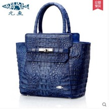 yuanyu crocodile handbag leather handbag handbag aristocratic fashion ladies' bag Mr  package crocodile grain women bag