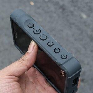 Image 5 - נגד החלקה מוקשח עמיד הלם שריון מלא מגן עור מקרה כיסוי עבור Sony Walkman NW WM1A WM1A NW WM1Z WM1Z עם אבק תקע