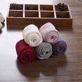 LianJiaoKu desgaste nuevas polainas del bebé de los niños femeninos calcetines de algodón medias medias del bebé del otoño del resorte cultiva su moralidad