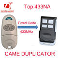 CAME Duplicator Remote Control for the Gate TOP432NA Wireless 433Mhz  Remote Control Switch  for Home Best Price