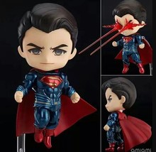 Dawn of Justice Nendoroid 643 Cute Super Man in Batman v Superman Figure model figurine
