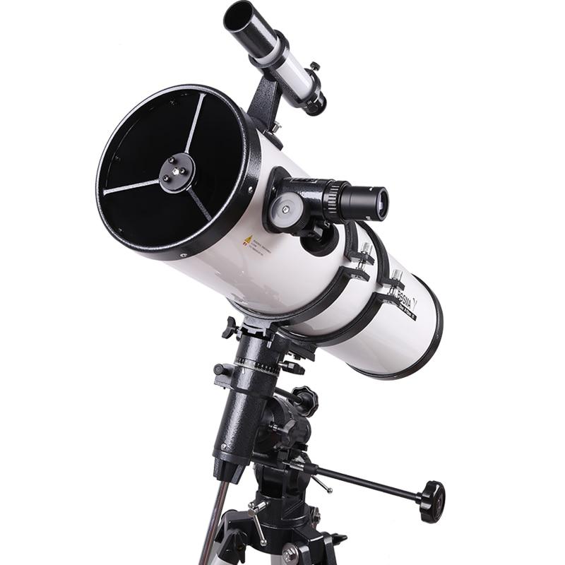 Telescopio astronómico BOSMA TQ150750EQ cielo profundo de gran calibre