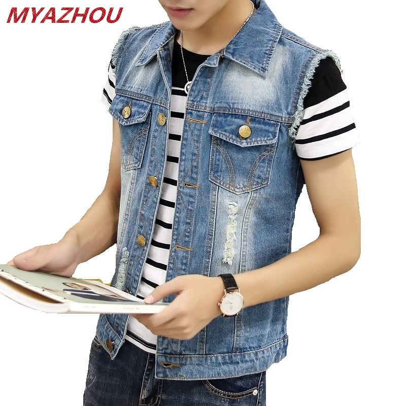 Jacket Vest Men's Casual Sleeveless Spring New 6XL And Cotton Models Large-Size Summer