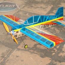 HAIKONG YAK 55 EP профиль Электрический фиксированное крыло RC модель самолета