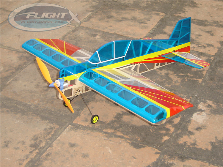HAIKONG YAK 55 EP PROFILE Electric Fixed Wing RC Airplane Model great planes yak 50 55