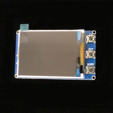 1 pcs x  MLX90640 Infrared Thermal Imager development evaluation board without shell and battery