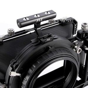 """Image 4 - JTZ DP30 Cine углеродное волокно 4x5,65 """"матовый ящик 15 мм/19 мм для Sony ARRI RED CANON A7 A7R A7RS A7RSIII GH4 GH5 GH6 A6500 FS7"""