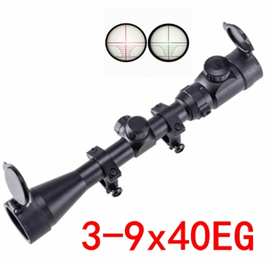 3 9x40 Hunting Scope Outdoor Reticle Sight Optics Sniper Deer Tactical Hunting Scopes Tactical Riflescope   Hunting Scope|Riflescopes|   - AliExpress