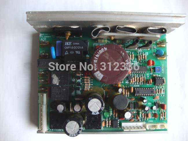 Free Shipping Motor controller treadmill SH-5207 motherboard control circuit board computer under control board SHUA accessories fast shipping dc motor for treadmill model a17280m046 p n 243340 pn f 215392
