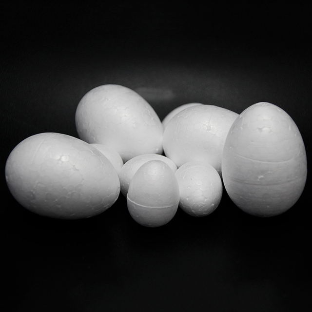 Easter foam eggs (50pcs)- Easter decor items