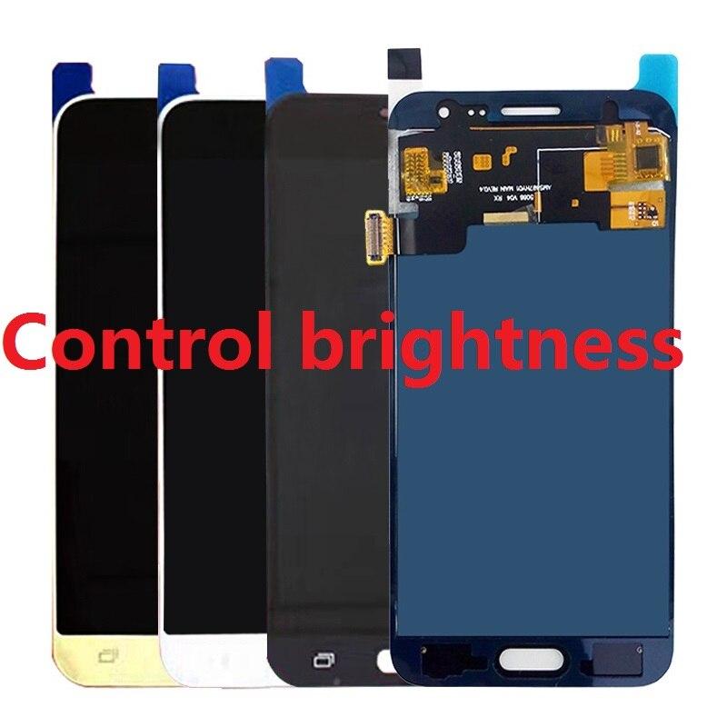 For Samsung Galaxy J3 2016 J320 J320A J320F J320M J320FN Touch Screen Digitizer LCD Display Sensor Assembly + Adhesive + Tools