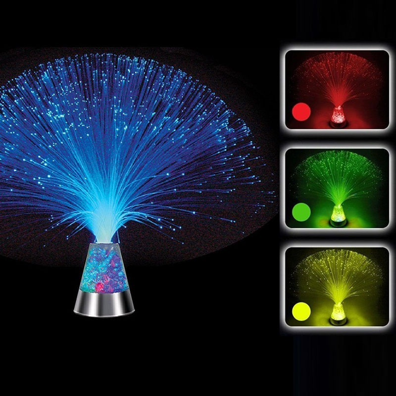 Luzes da Noite Árvore de natal fibra Óptica Modelo Número : L-139