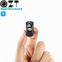 8GB Mini Professional Digital Audio Voice Recorder USB Dictaphone Voice Activate Flash Drive Sound Recording Key Chain