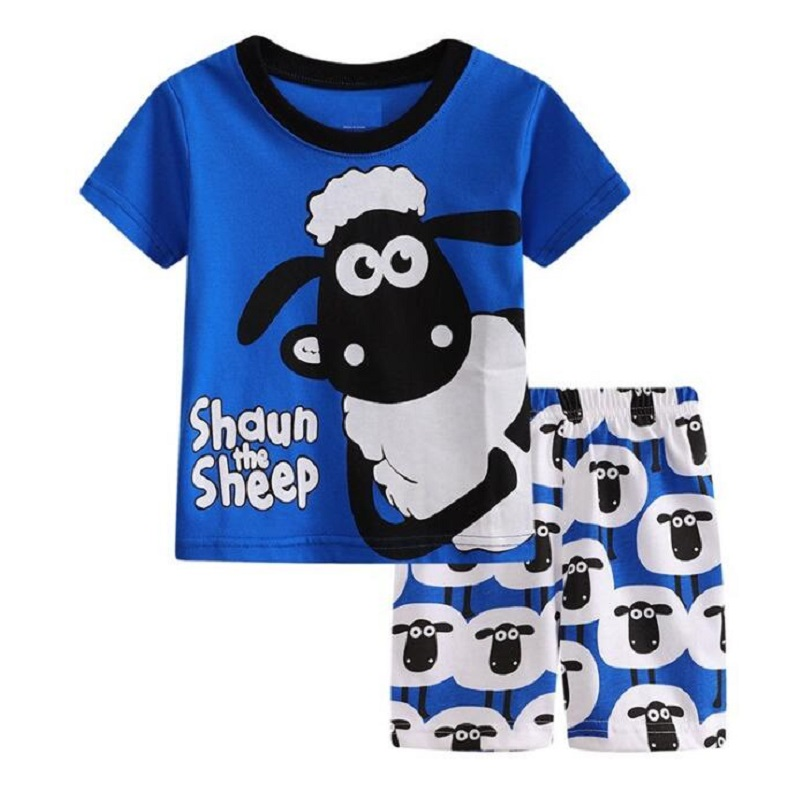 f79e9a8bd Cheap Pajama Sets, Buy Directly from China Suppliers:The Sheep Children  Pajamas Boy Clothes
