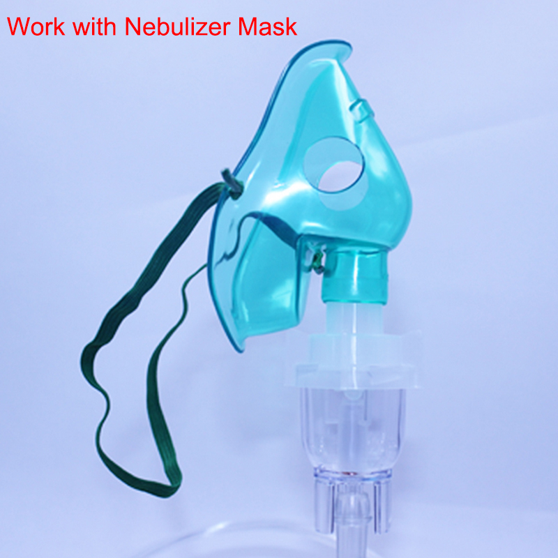 Oxygen Mask And Tank