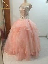 Женское бальное платье с бусинами bealegantom 16 платьев для