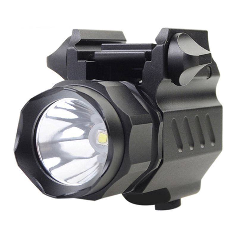 TrustFire G01 LED Tactical Flashlight 2-Mode 320LM Military Weapon Lights Pistol Handgun Torch Light Handheld Flashlights
