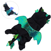 Petacc Dog Halloween Costume Pet Christmas Clothes Dog Fancy Outwear Apparel For Halloween And Christmas Dragon