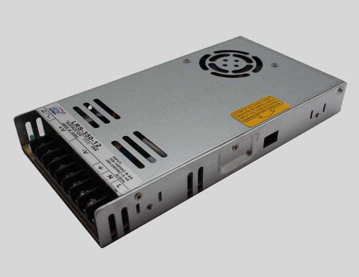 ФОТО slim type 220vac 12vdc single output constant voltage 350w 30A overload LRS-350-12 switching power supply for led lighting