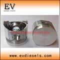 Двигатель восстановленный комплект для Yanmar 3D84-2 3D84-3 3D84-1 3TN84 3T84 3TNA84 поршень и поршневые кольца гильзы цилиндра