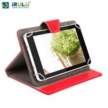 Оригинал irulu expro x4 7 »* 800 ips таблетки android 5.1 quad ядро Планшетный ПК 1 Г/16 Г Двойной Камерой WiFi 4000 мАч ж/Защитный Чехол