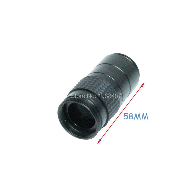 Free Shipping Mini Digital Microscope Optical Lens Industrial Camera 5X-100X Magnification Monocular Video Microscope brand new microscope achromatic objective lens 4x 10x 40x 100x set free shipping