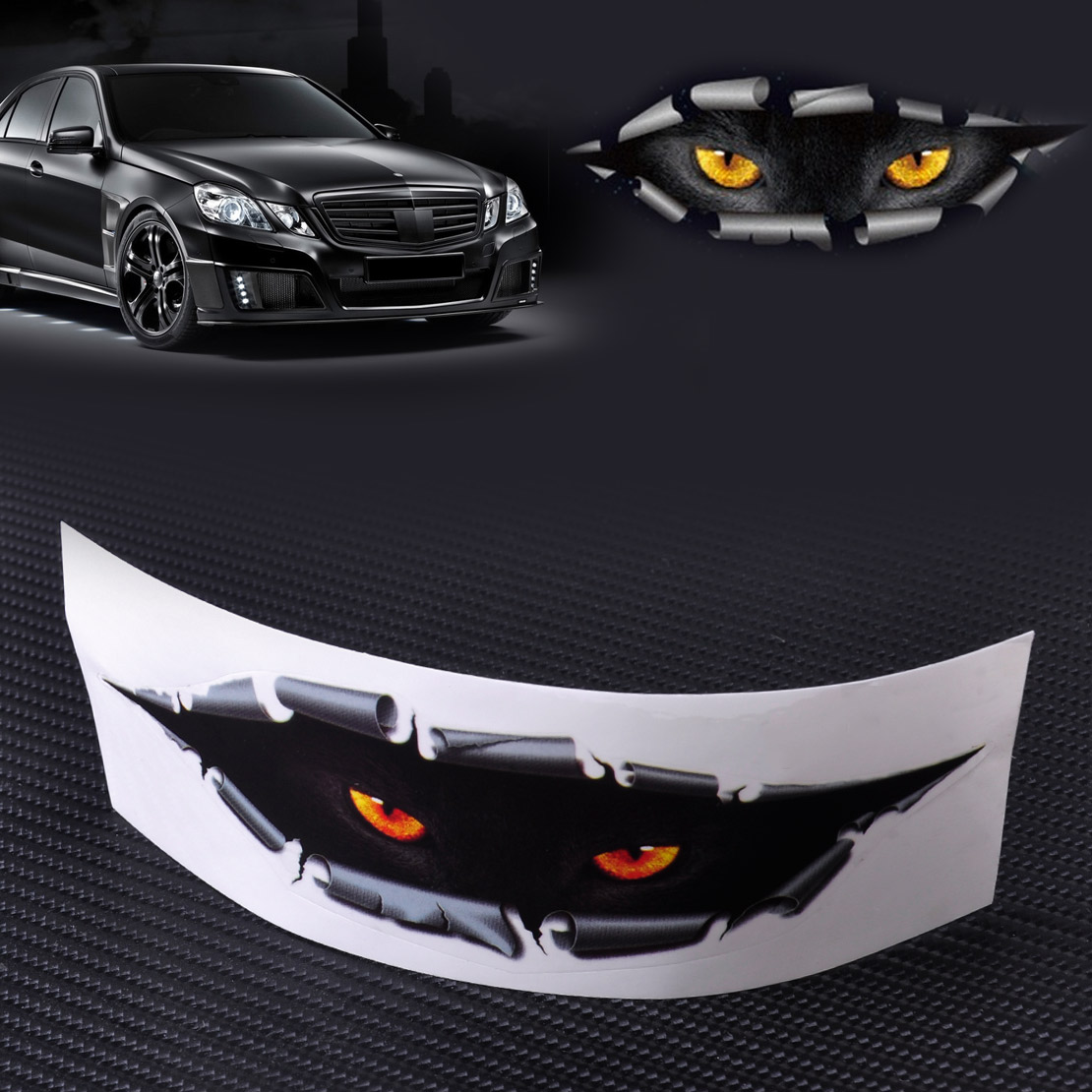 Popular Stickers Monsters For Cars Buy Cheap Stickers Monsters For