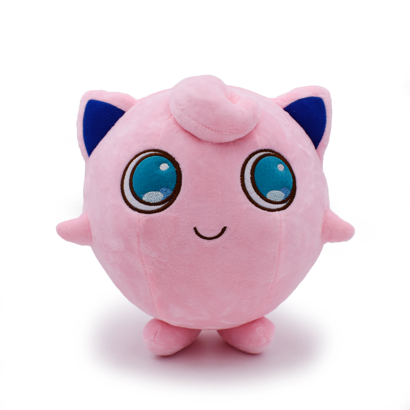 14cm Jigglypuff Cartoon Anime Plush Toys Kawaii Baby Peluche Soft Stuffed Dolls Gifts For Children's Christmas