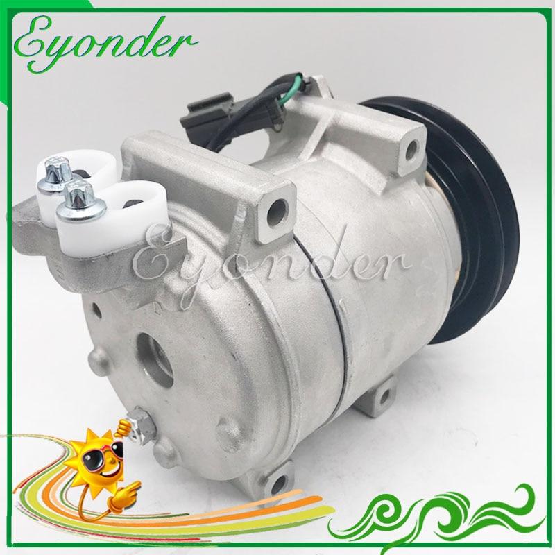 AC A C Air Conditioning Compressor Cooling Pump Pulley PV1 24V Zexel DKS15D for John Deere