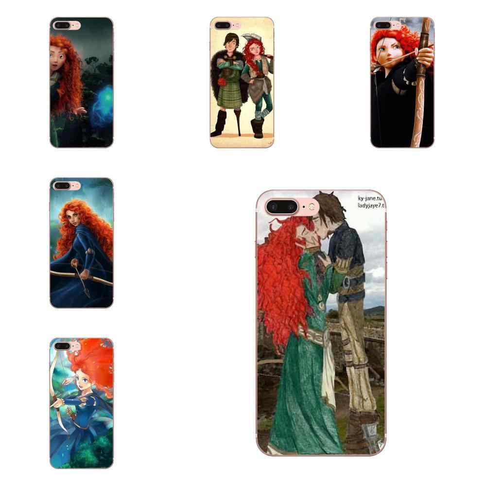 Admirável Princesa Merida E Soluço Para Huawei Honor 4C 5A 5C 5X6 6A 6X7 7A 7C 7X8 8C 8 S 9 10 10i 20 20i Lite Pro