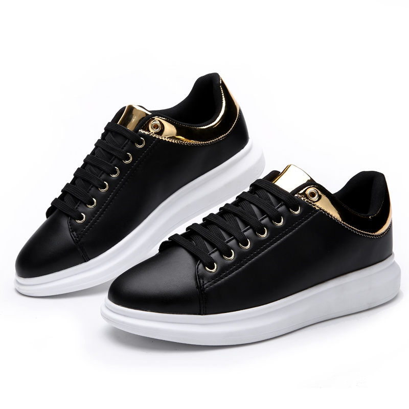 0aabde59ac KOZLOV Italian Mens Shoes Casual Luxury Designer Fashion Creepers Shoes Men  High Quality Platform Shoes Men Sneakers Footwear-in Men's Casual Shoes  from ...