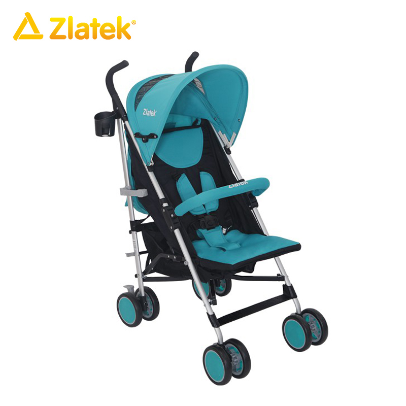 Lightweight Stroller  Zlatek Travel baby stroller Kidstravel quinny buzz xtra 2 in 1 baby stroller high landscape folding three wheeled shock absorber baby stroller bidirectional push carts